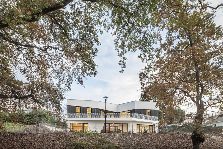 Centro comunitario en Billère / Bandapar architecture, © Adrià Goula
