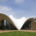 The Serpentine Sackler Gallery. Image © Luke Hayes