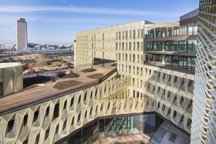 Le Coruscant / Atelier d'Architecture Brenac-Gonzalez, © Sergio Grazia