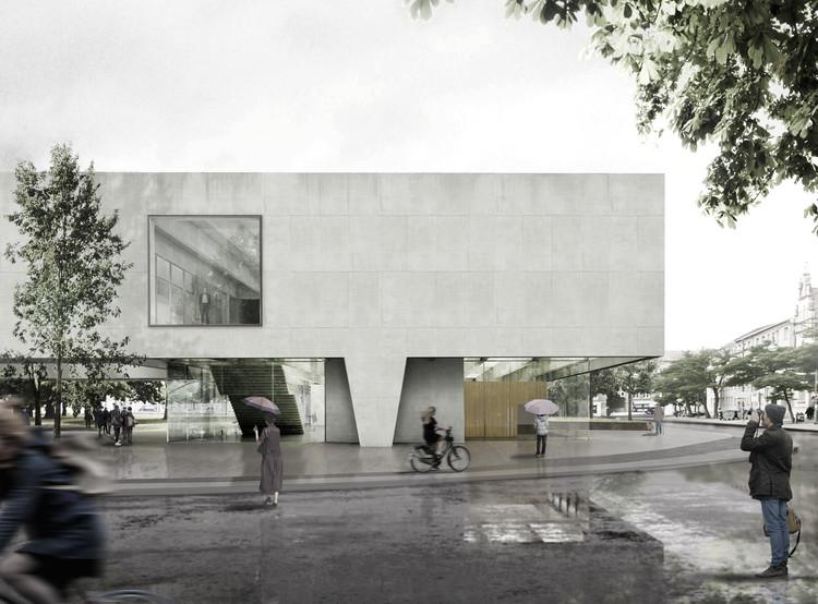 Imagen cortesía de Guerra De Rossa Arquitectos + Pedro Livni Arquitecto