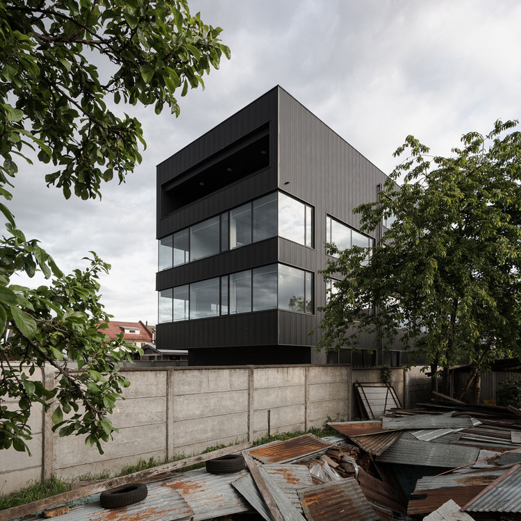 Integra Building / UMWELT, © Felipe Fontecilla