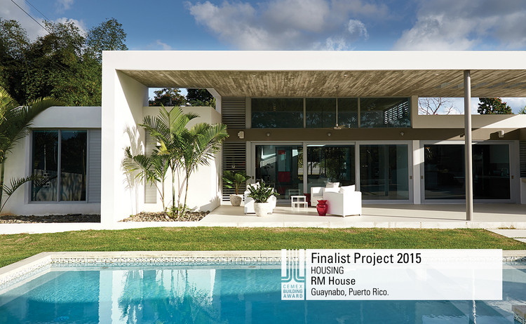Finalista Vivienda - RM House. Image © Robin Planas Casado. Courtesy of CEMEX.