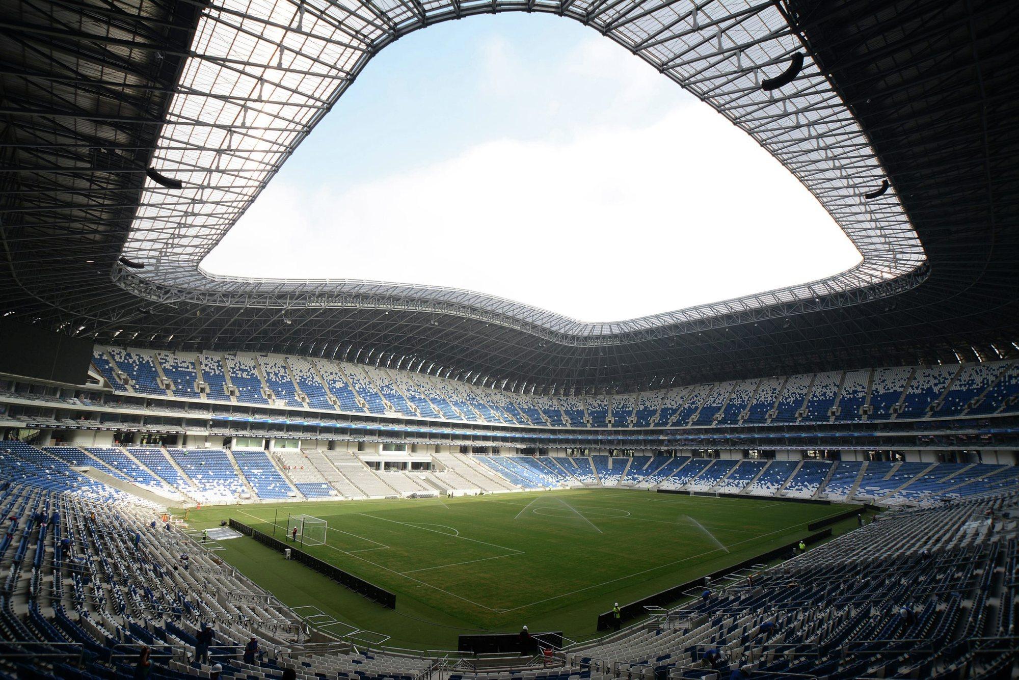 Bancomer: Gallery Of BBVA BANCOMER Stadium / Populous