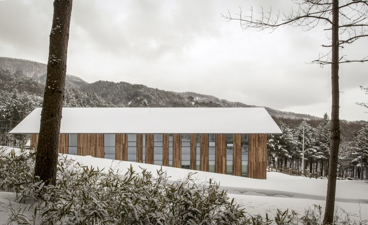 CeongTae Mountain's Visitor Information Center / namu architects, Courtesy of JaeBum Myung