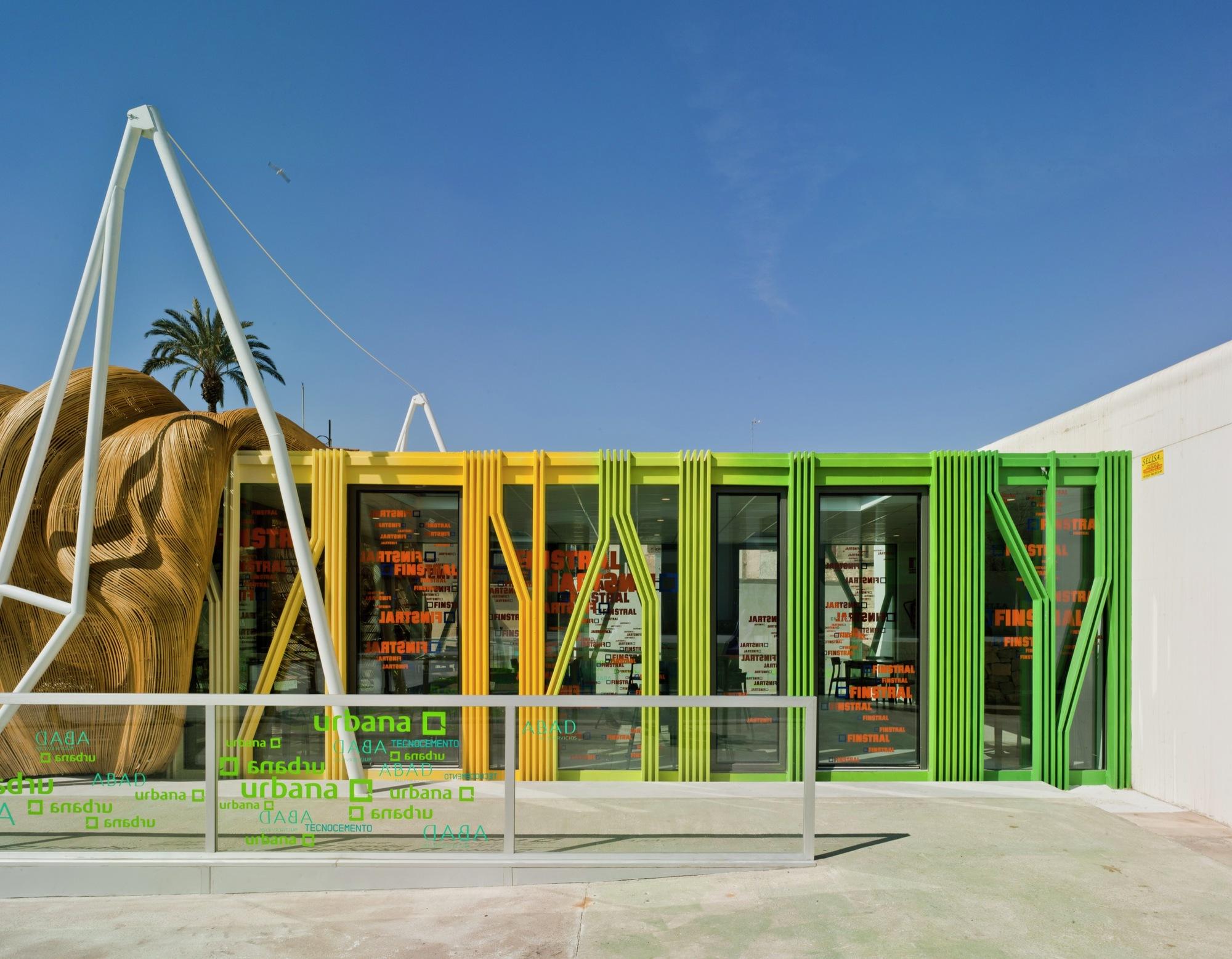 Gallery of las cigarreras de alicante cultural space for Arq estudio de arquitectura
