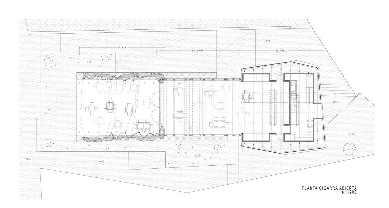 Gallery of las cigarreras de alicante cultural space for Plan estudios arquitectura