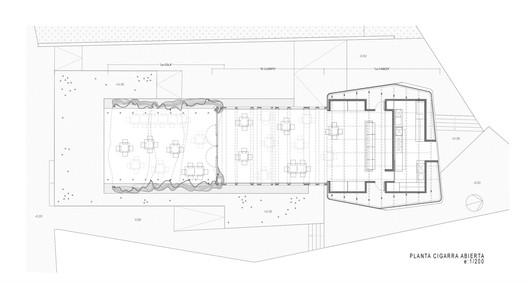 Las cigarreras de alicante cultural space tom s amat for Arquitectura uni plan de estudios