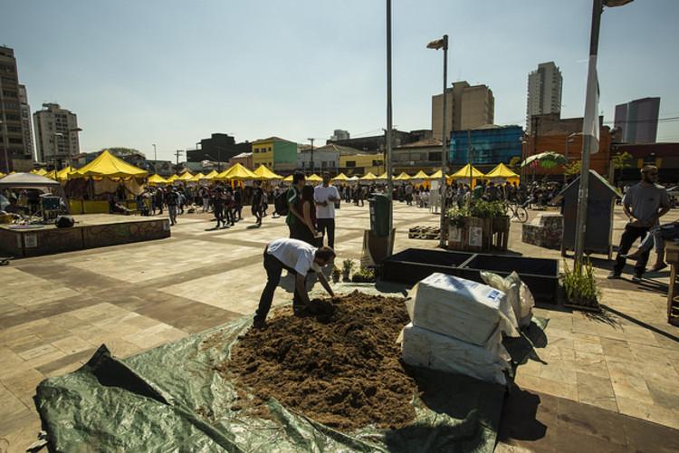 Inscrições abertas para a 2ª Semana da Ecologia Urbana, © Virada Sustentável, via Flickr. CC