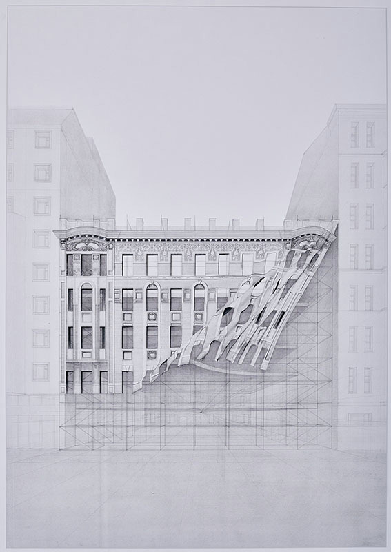Open call drawing of the year 2015 archdaily for Architectural drawings online