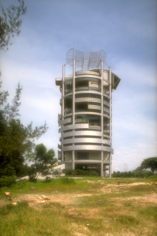 Ad classics menara mesiniaga t r hamzah yeang sdn for Ad architects