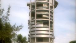 AD Classics: Menara Mesiniaga / T. R. Hamzah & Yeang Sdn. Bhd.