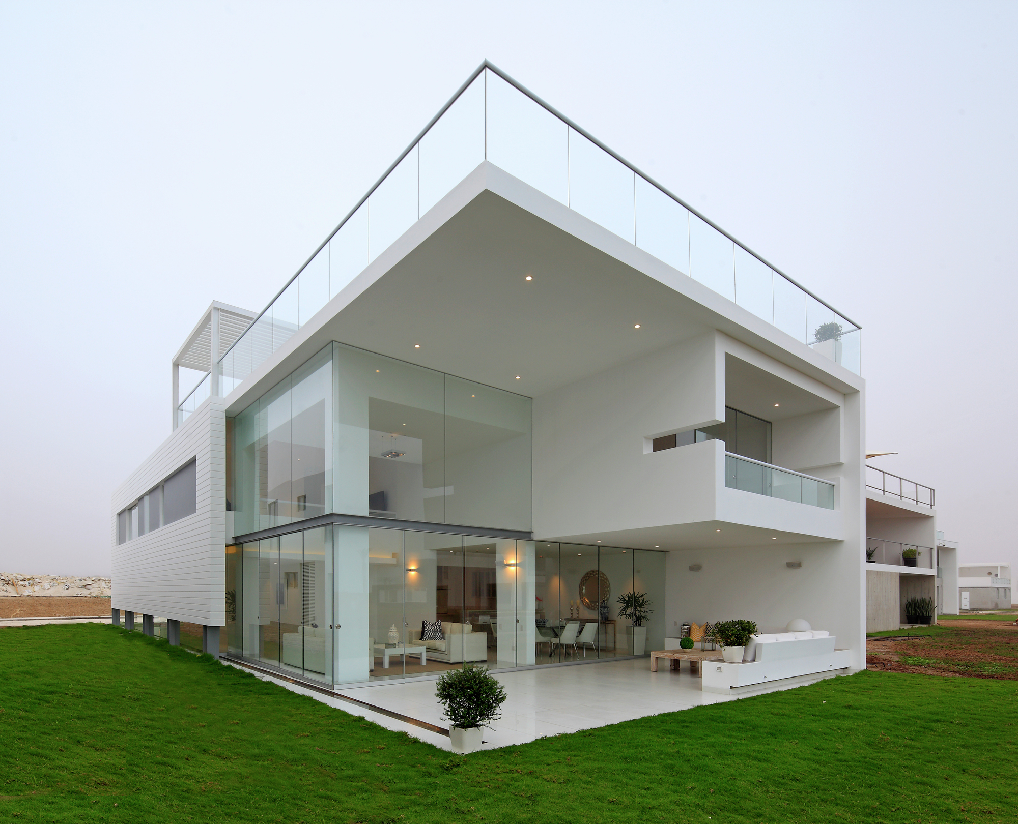Mb house rubio arquitectos archdaily for Arquitectos para casas