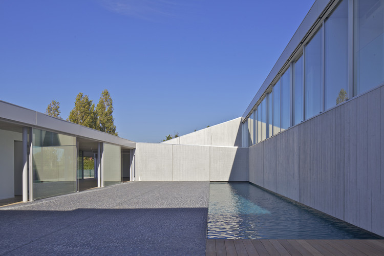 Pavilion M / PPA architectures, © Philippe Ruault