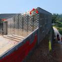 Escola de Mulan. Imagem © Rural Urban Framework (RUF)