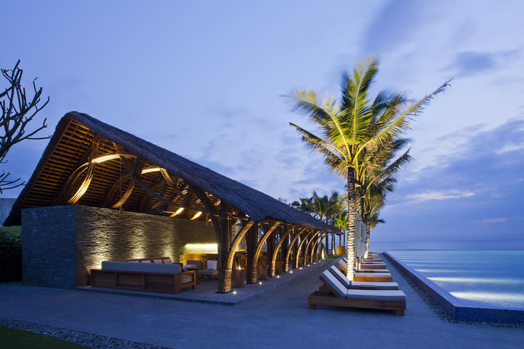 Naman Retreat Beach Bar Vtn Architects Archdaily