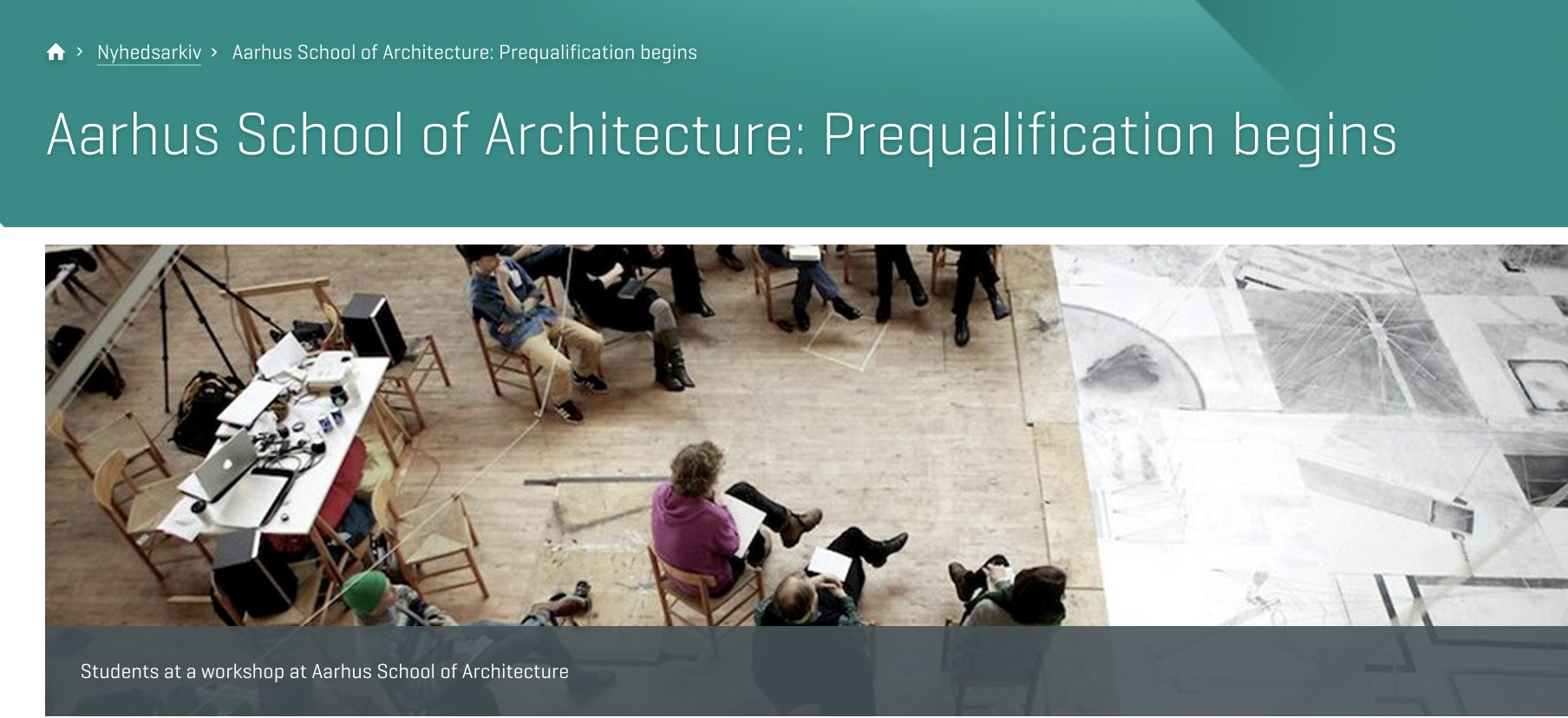 Are you an architect or arch grad student?