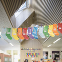 Winner: Whitehorse Manor School; London / Hayhurst and Co. Image © Anthony Coleman