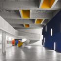 Highly Commended: Braamcamp Freire School; Lisbon / CVDB Arquitectos. Image © invisiblegentleman