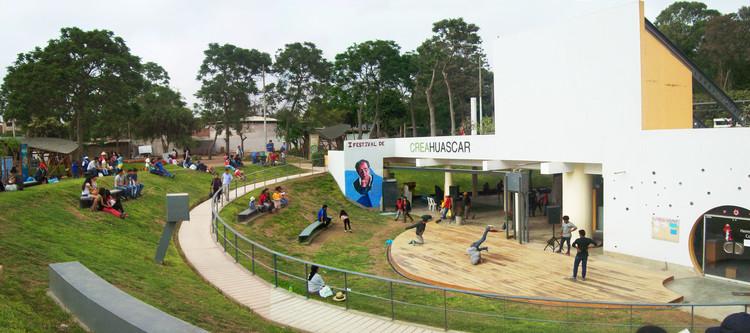 Centros CREALIMA: Equipamientos culturales en los parques zonales de Lima, © Fabio Rodríguez Bernuy