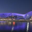Yas Viceroy Abu Dhabi by Asymptote, Abu Dhabi. Image © Viceroy Hotel Group