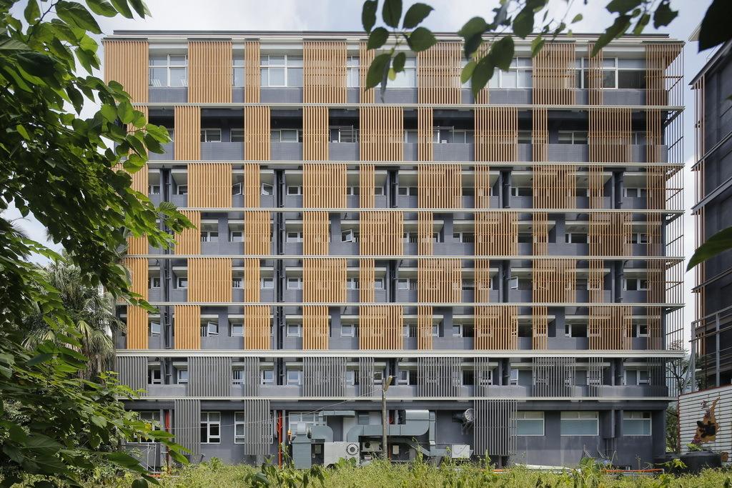 Gallery of just sleep jiaoxi lrh architect associates 1 for Architect associates
