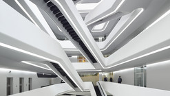 Dominion Office Building / Zaha Hadid Architects