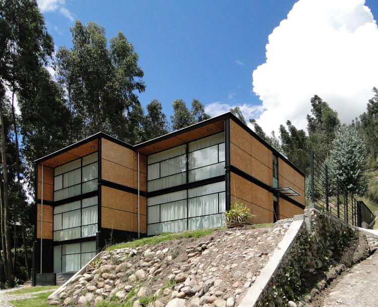Arquitectura contemporánea de ecuador (1999 2015): el ...