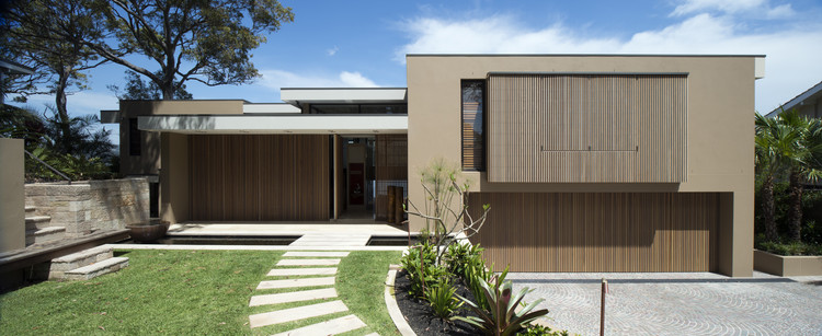 Casa Hudson Parade  / Corben Architects, © Richard Glover