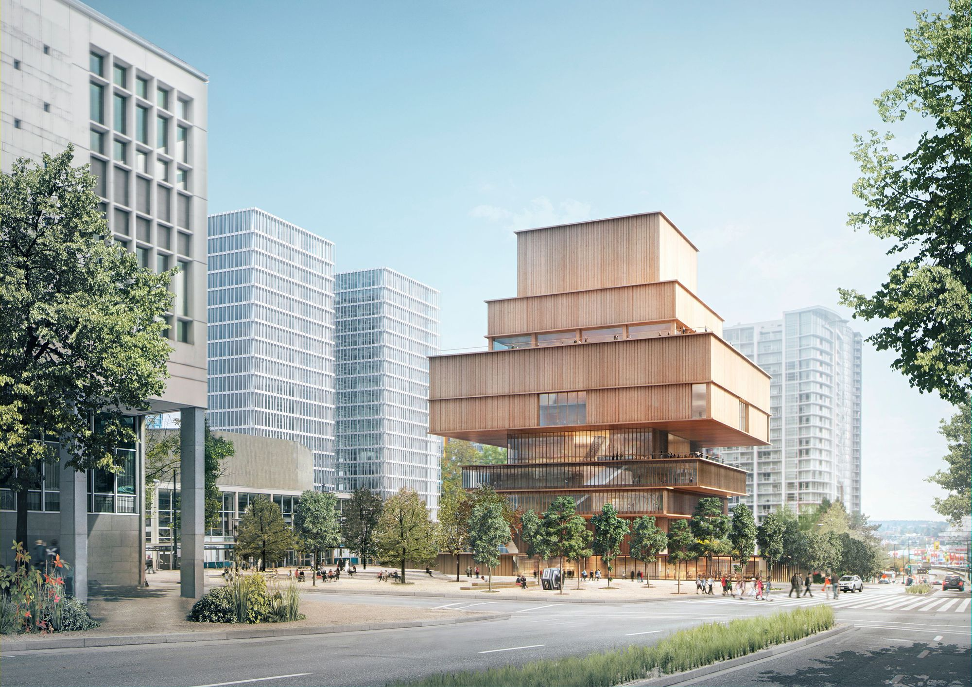herzog de meuron designs new vancouver art gallery