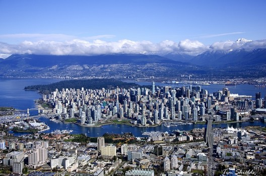 Vancouver, Canadá. Imagem © Tim Shields BC, via Flickr