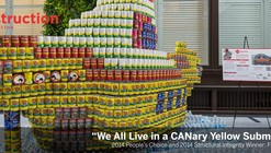 BSA Space Announces Canstruction 2015