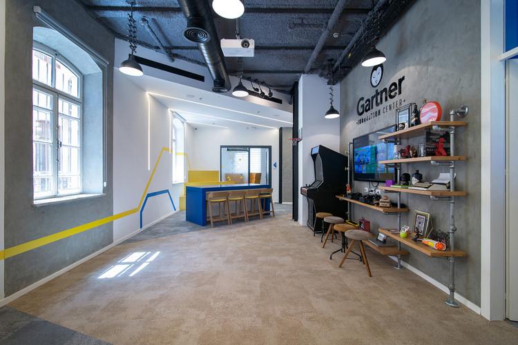 Gartner Innovation Center / Studio BA, © Ilan Nahum