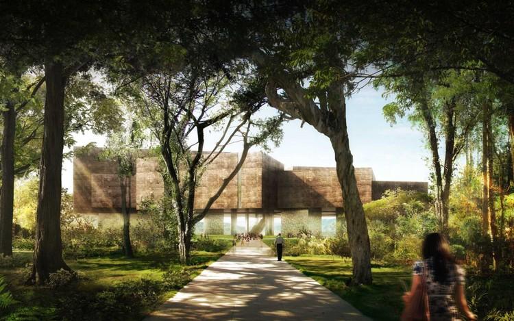 Museo de Arte Moderno y Contemporáneo Barranca, Guadalajara. Image vía aasarchitecture.com