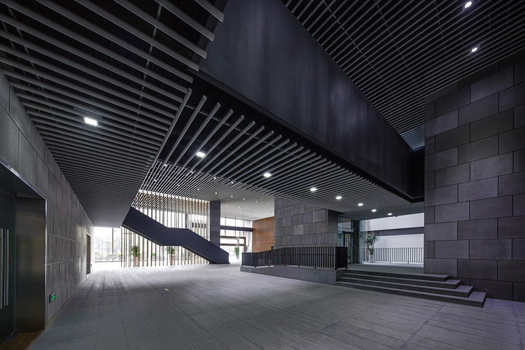 Yinzhou City Investment Office Building Renovation / DC ALLIANCE, © LV Hengzhong