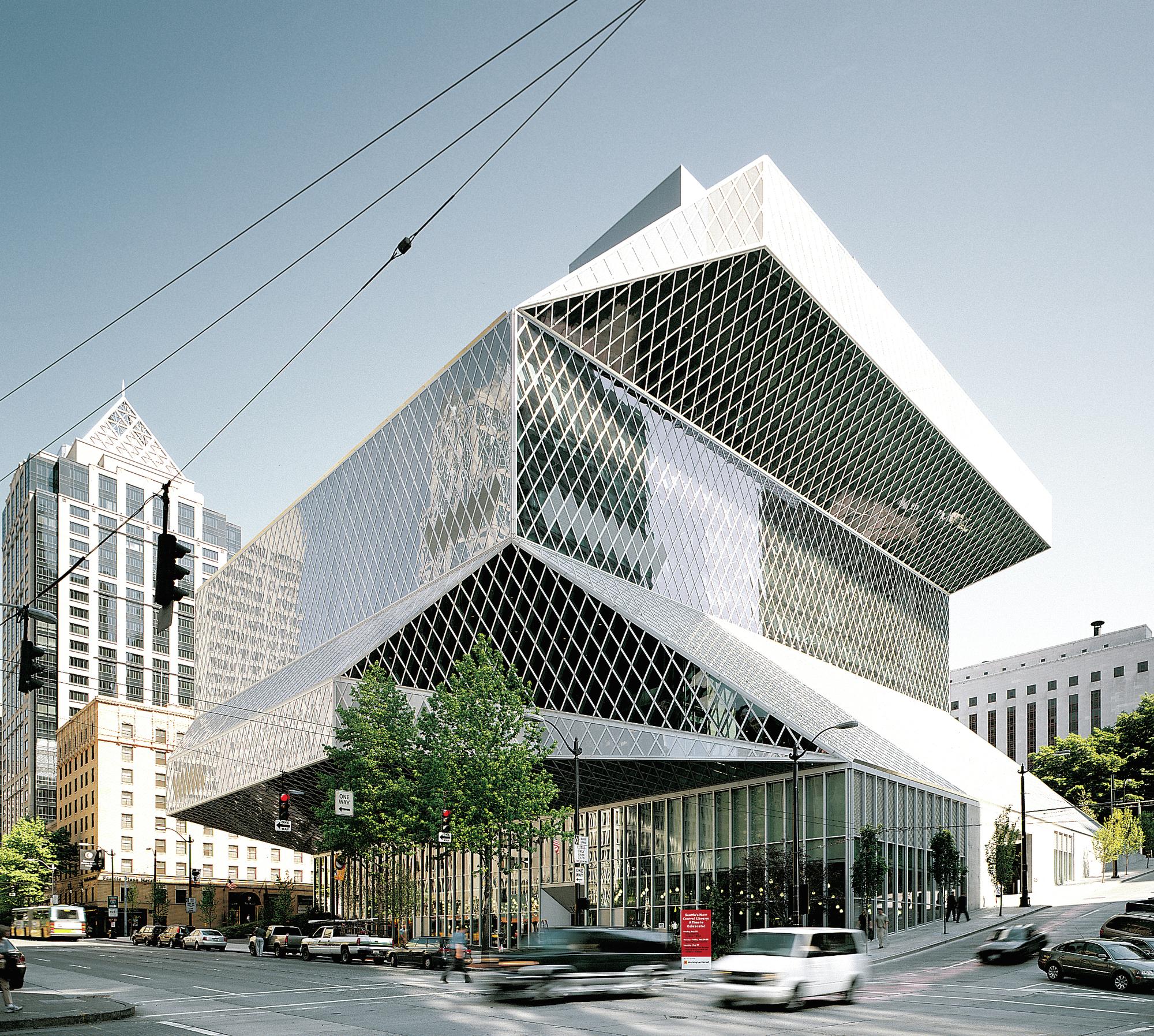 Gallery of av monographs looks at 15 years of rem koolhaas for Av arquitectura viva