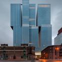 Edificio De Rotterdam, 1997-2013, Rotterdam (Países Bajos) De Rotterdam Building, 1997-2013, Rotterdam (Netherlands)  © Ossip van Duivenbode. Image Cortesía de Arquitectura Viva