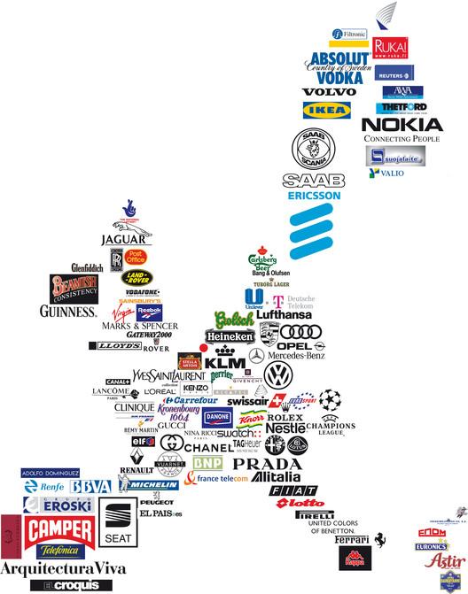 Brand Europe. Image Cortesía de Arquitectura Viva