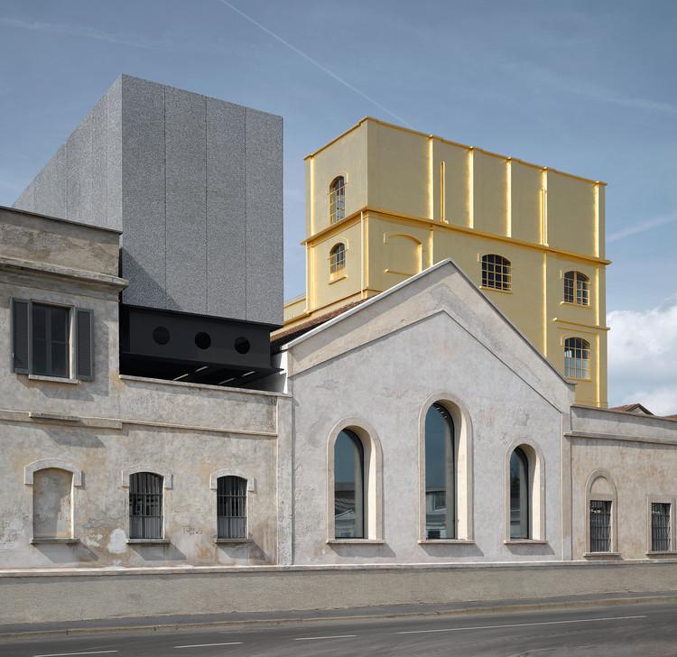 Fundación Prada, 2008-2015, Milán (Italia) Prada Foundation, 2008-2015, Milan (Italy) © Bas Princen/Courtesy Fondazione Prada. Image Cortesía de Arquitectura Viva