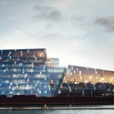 2013 Prize Winner - Harpa Concert Hall and Conference Centre / Henning Larsen Architects & Batteriid Architects. Image Courtesy of Henning Larsen Architects