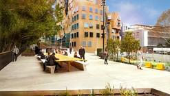 "Inauguran la primera etapa de ""The Goods Line"", el High Line australiano"