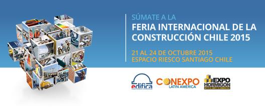 Cortesía de Feria Internacional de la Construcción 2015
