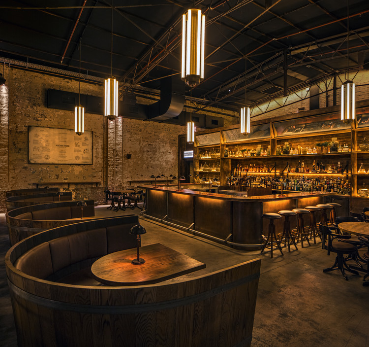 Restaurant bar design award winners announced