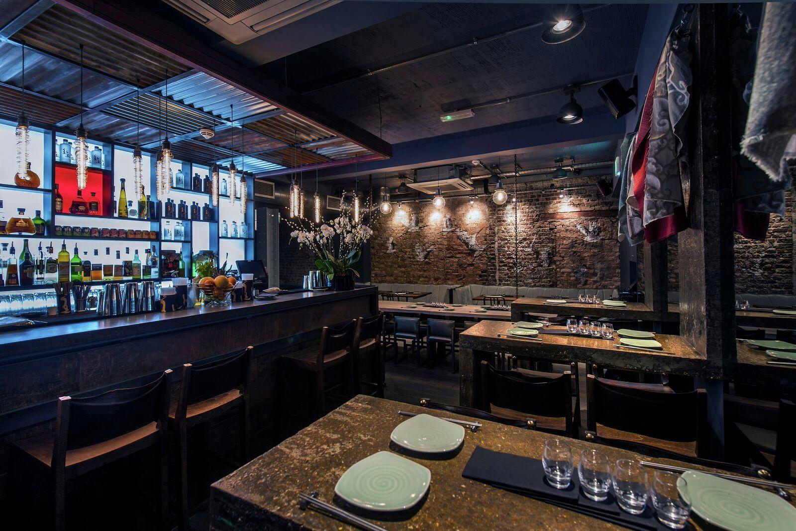 Toronto Restaurant And Bar Designers