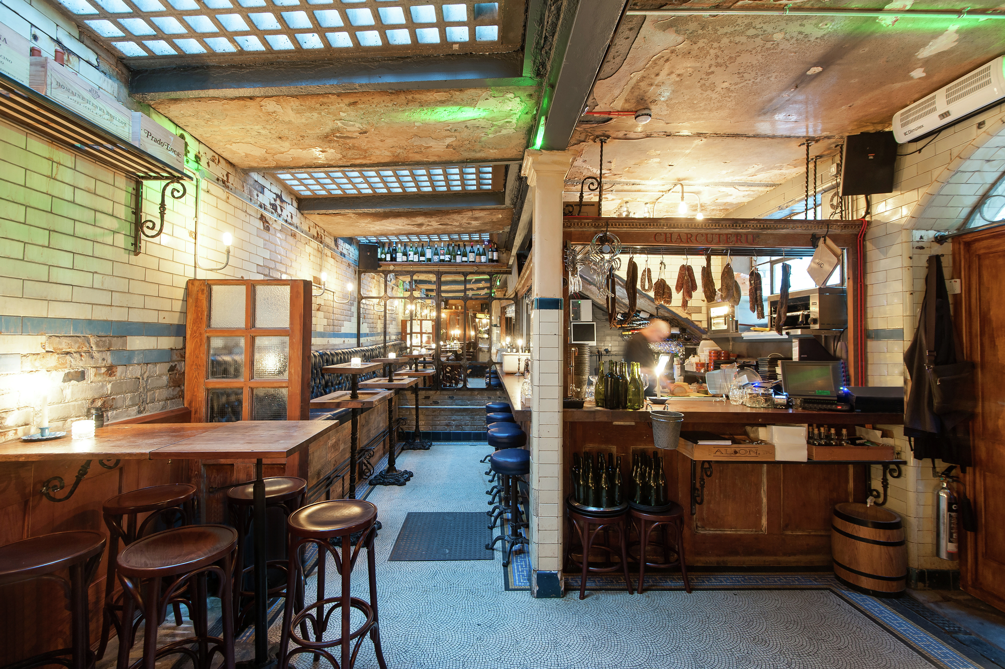 Gallery of 2015 restaurant bar design award winners for Restaurant design london