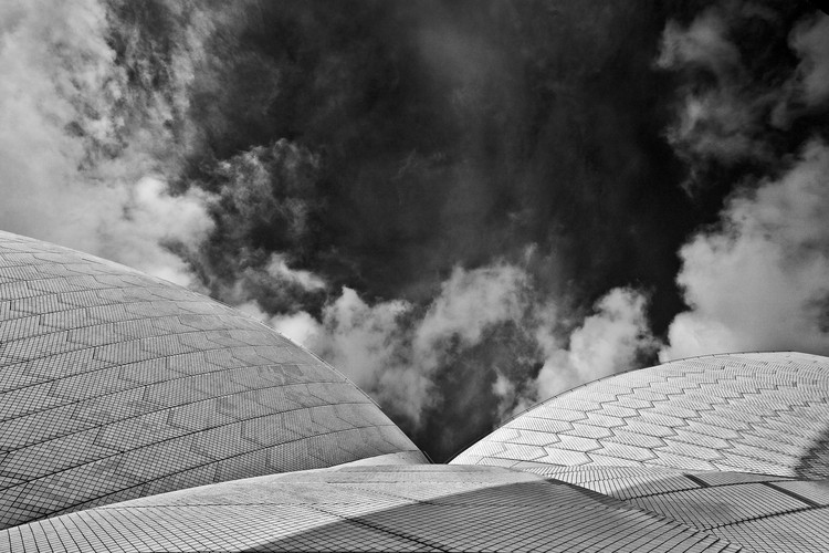 Opera de Sydney / Jorn Utzon. Image © Rodrigo Dávila