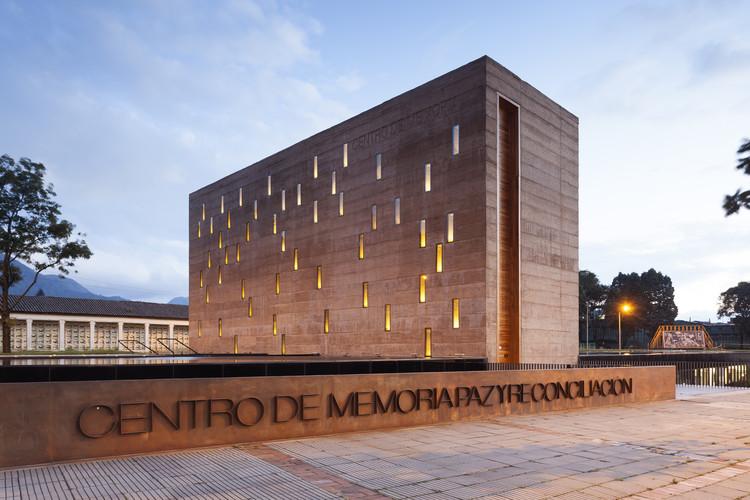 Centro de Memoria, Paz y Renconciliación / Juan Pablo Ortiz. Image © Rodrigo Dávila