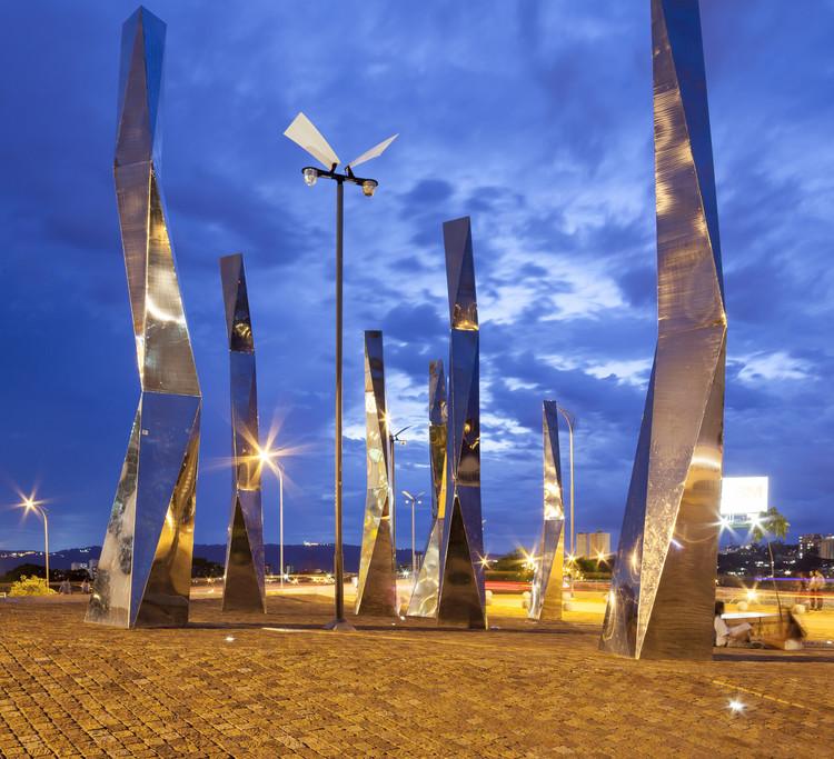Parque Neo Mundo / Daniel Bonilla Arquietctos. Image © Rodrigo Dávila