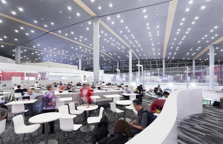 Sala VIP de Avianca, Aeropuerto del Dorado / Saraiva+Associados. Image © Rodrigo Dávila