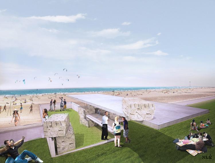 Imagen Cortesía de NLE Architects