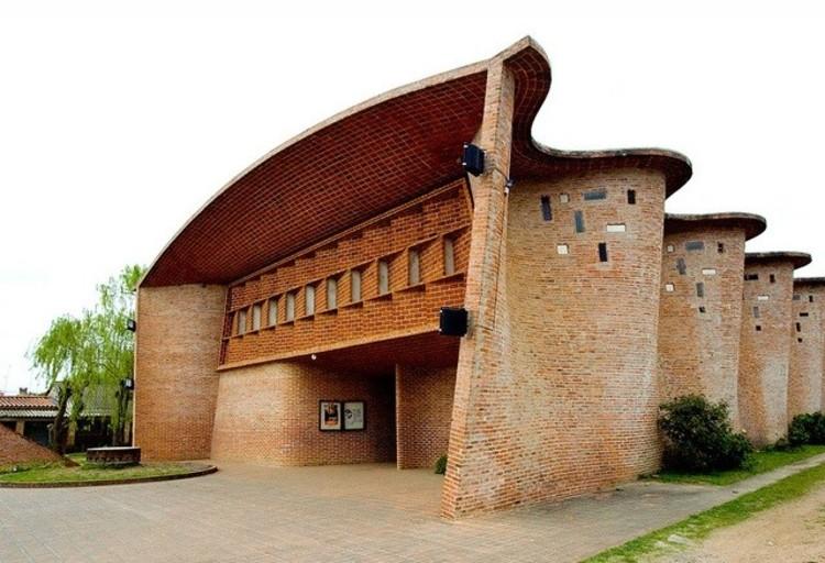 Iglesia de Cristo Obrero. Image © Marcelo Donadussi